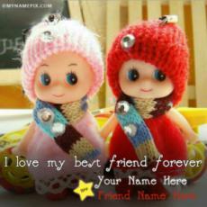 Awesome Beautiful Cute Dolls Friendship