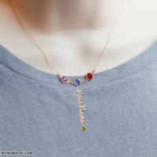 Personalized A Cool Necklace With Your Name