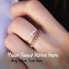 Girl Cute Hand Wear Ring