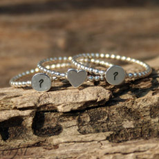 Couple Bracelets With Name