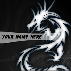 Dangerous Dragon With Name