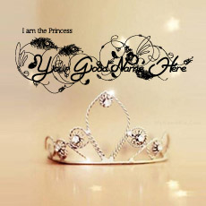 I am the Princess With Name
