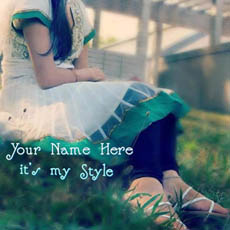 Its my Style With Name