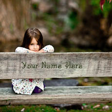 Little Girl With Name