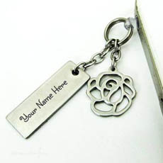 Personalized Phone Chain With Name