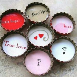 True Love Little Hugs With Name