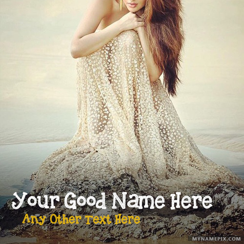 Stylish Attitude Picture For Girls With Name
