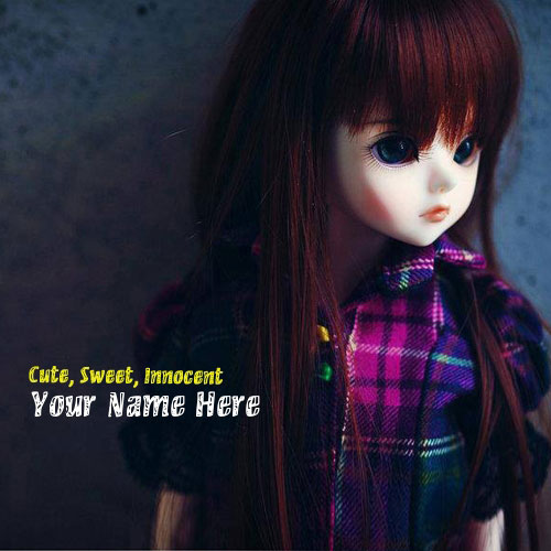 Cute Innocent Sweet With Name