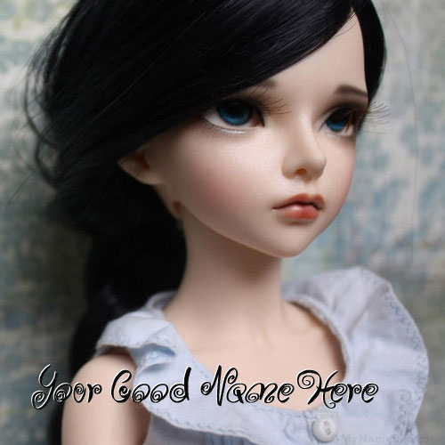 Sizzling Doll With Name
