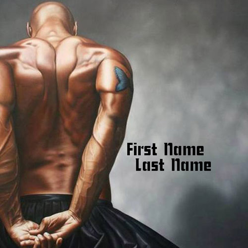 The Body Art With Name