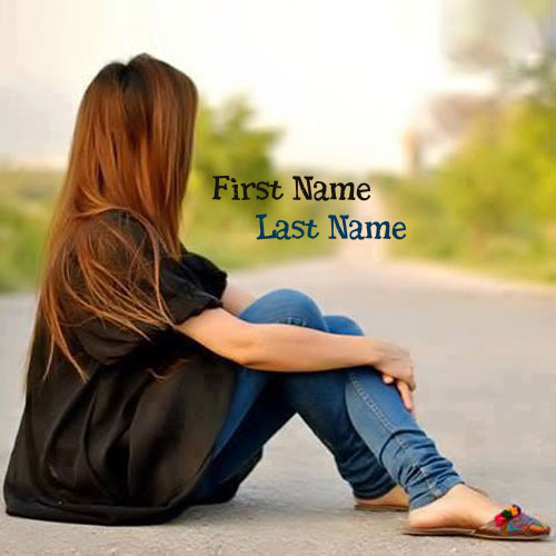Waiting on the way With Name